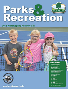 2018 Winter-Spring Activity Guide